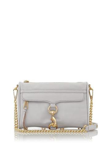 Rebecca Minkoff Womens Mini Mac Size One Size - Putty
