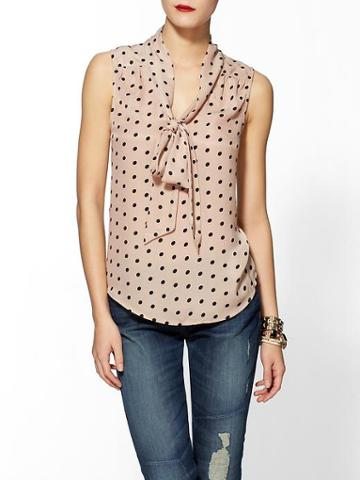 Tinley Road Bow Blouse