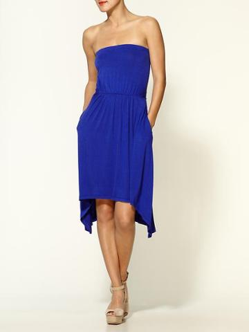 Tinley Road High Low Knit Dress