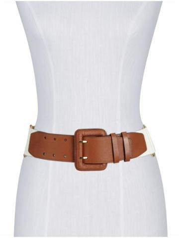 Cole Haan Military Canvas Belt