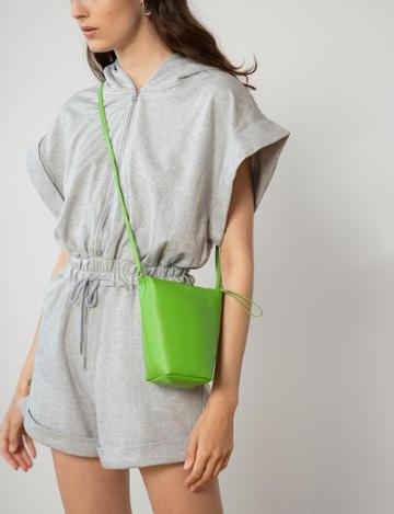 Pixie Market Neon Bucket Shoulder Bag