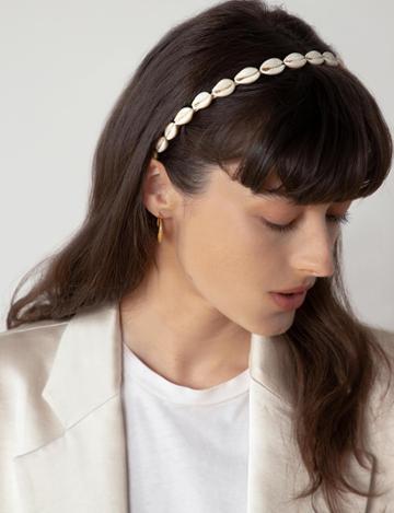 Pixie Market Shell Headband