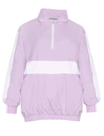 Pixie Market Lavender Nylon Track Suit
