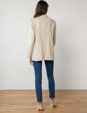 Pixie Market Everyday Linen Blazer