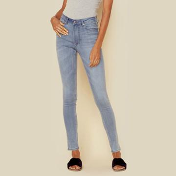 Cheap Monday High Snap Denim Jean