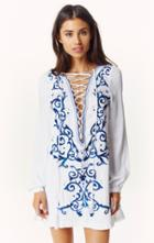 Planet Blue Dynasty Tunic Dress