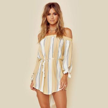 Faithfull The Brand Rimini Dress