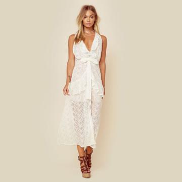 For Love And Lemons Sweet Disposition Maxi Dress