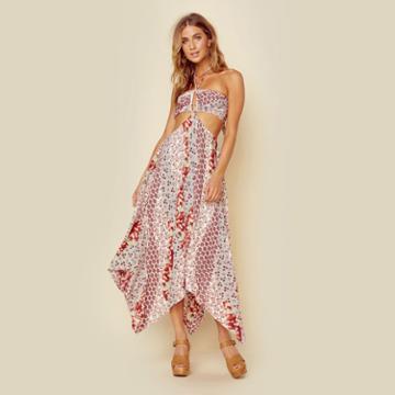 Blue Life Sheena Scarf Dress Dresses