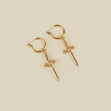 Vanessa Mooney The Alexandra Earrings Accessories