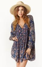 Planet Blue Lucky Loosey Dress