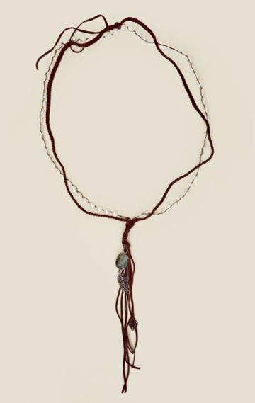 Planet Blue Earthsea Necklace