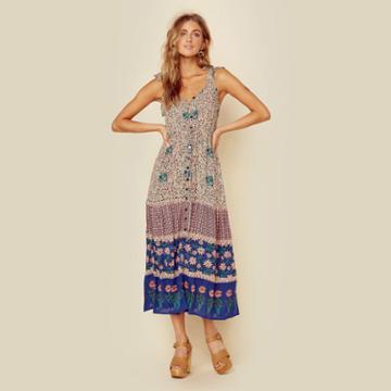 Cleobella Chennai Maxi Dress Dresses