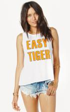 Planet Blue Easy Tiger Muscle Tank