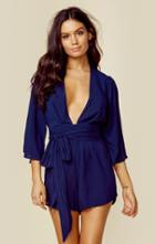 Blue Life Life's Good Romper