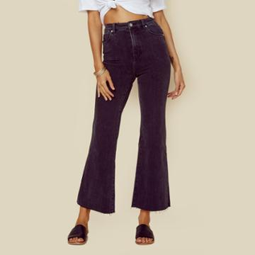 Rolla's Eastcoast Crop Flare Bottoms