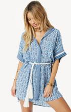 Planet Blue Castaway Dress