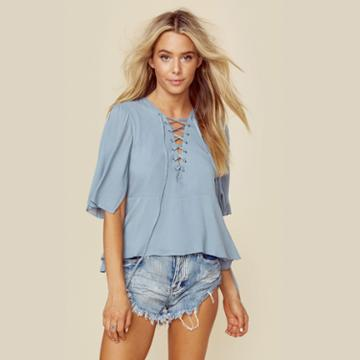 Lovers+friends Boulevard Top Tops