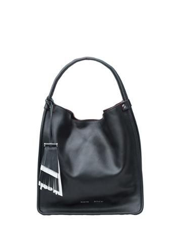 Medium Tote-black