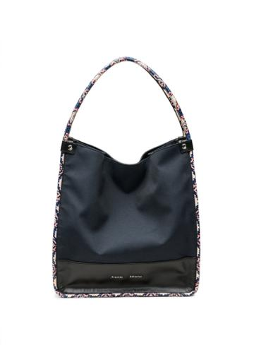 Medium Tote-navy