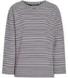 Reiss Tallie Striped Long-sleeved Top