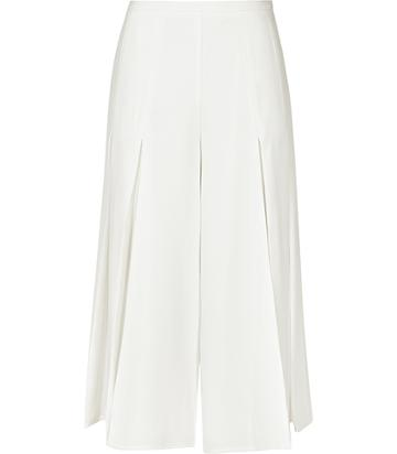 Reiss Zodiac Pleated Culottes