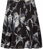 Reiss Jontel Printed Mini Skirt