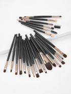 Romwe Professional Makeup Brush Set 22pcs