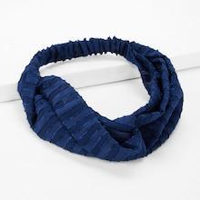 Romwe Twist Striped Headband