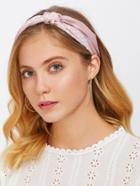 Romwe Polka Dot Knot Headband