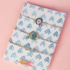 Romwe Hand & Letter Design Bracelet Set 3pcs
