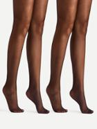 Romwe 15d Sheer Tights 2pairs