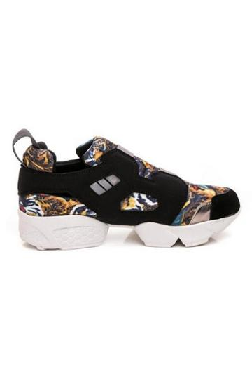 Romwe Buckled Colorful Casual Shoes