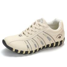 Romwe Lace-up Low Top Trainers