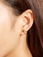 Romwe Metal Star Ear Cuff 1pc