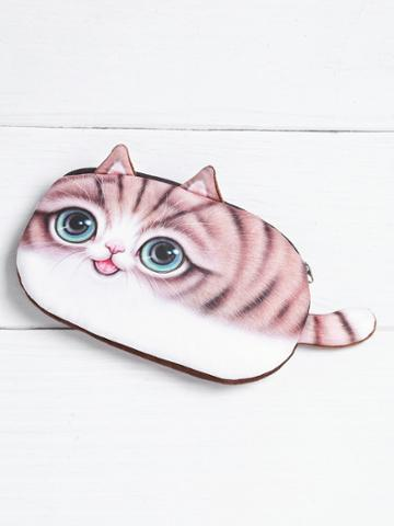 Romwe Cat Shaped Cute Purse