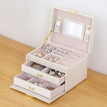 Romwe 3 Layer Jewelry Storage Box