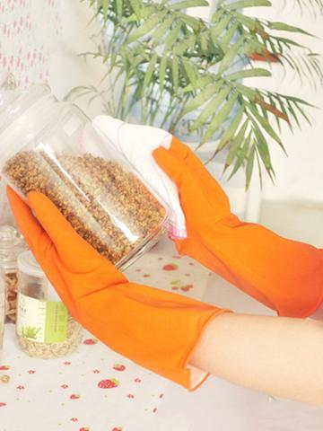 Romwe Waterproof Dish Glove 1pair