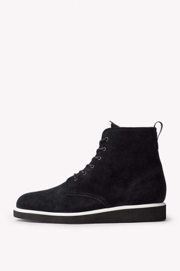 Rag & Bone - Elliot Lace Boot - Waxy Black - 41 / 8