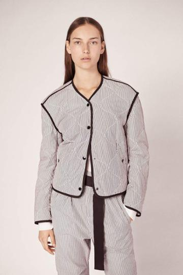 Rag & Bone - Bridges Jacket - Black/white - Xxs