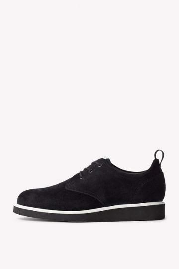 Rag & Bone - Elliot Oxford - Waxy Black - 41 / 8