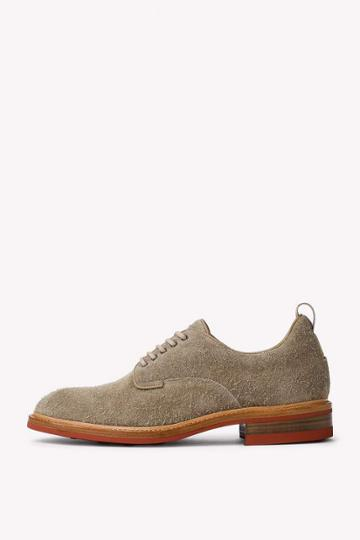Rag & Bone - Spencer Derby - Antelope Suede - 41 / 8
