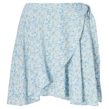 Ralph Lauren Denim & Supply Floral-print Wrap Skirt Lanci Floral