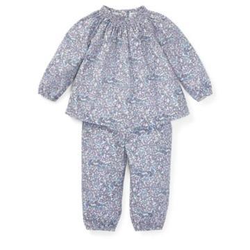 Ralph Lauren Floral Top & Pant Set Floral 18m