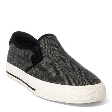 Polo Ralph Lauren Vaughn Herringbone Sneaker