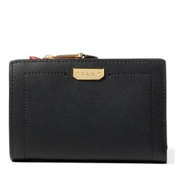 Ralph Lauren Lauren Leather Dryden Compact Wallet