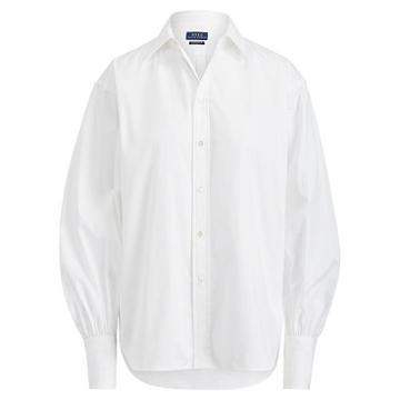 Polo Ralph Lauren Broadcloth Boyfriend Shirt