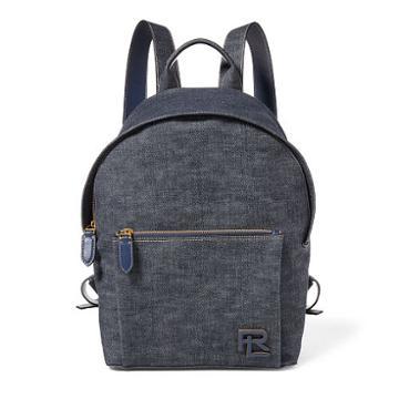 Ralph Lauren Denim Backpack Indigo