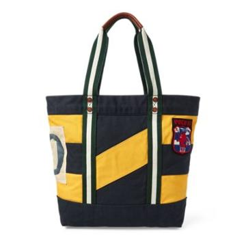 Ralph Lauren Rugby Canvas Tote Camo