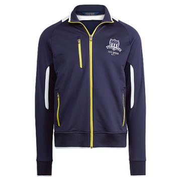 Ralph Lauren Polo Golf U.s. Open Track Jacket French Navy